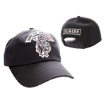 Sons of Anarchy Adjustable Cap Dead Logo black