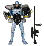 Robocop Deluxe Action Figure Robocop with Jetpack & Assault Cannon 18 cm
