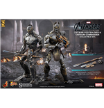 The Avengers Movie Masterpiece Action Figure 2-Pack 1/6 Chitauri Commander & Footsoldier 30 cm