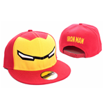 Iron Man Adjustable Cap Yeux black