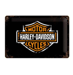 Harley Davidson Sign 121752
