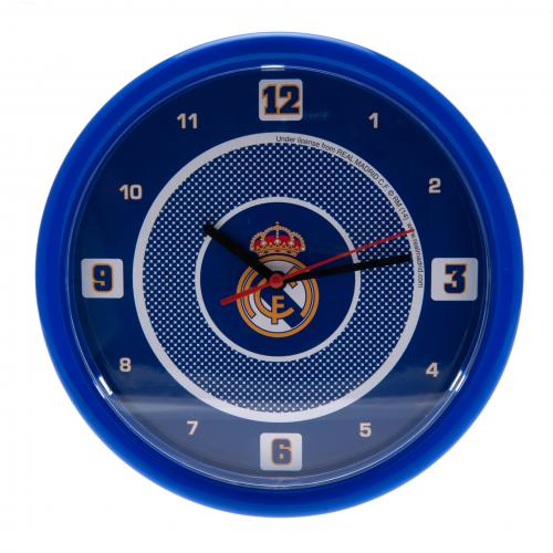 Real Madrid F.C. Wall Clock BE