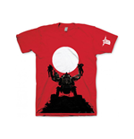 WOLFENSTEIN The New Order Trophy Extra Large T-Shirt, Red