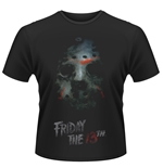 Friday The 13TH T-shirt Mask