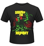 Plan 9 - Dawn Of The Mummy T-shirt
