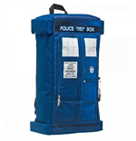 Dr. Who Blue Tardis Backpack