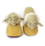 STAR WARS Plush Yoda Slippers