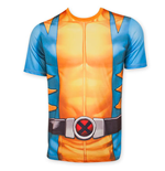 WOLVERINE Sublimated Costume Tee Shirt