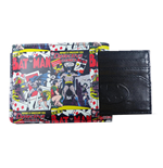 Batman Design Wallet with Card Holder
