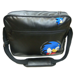 Sonic the Hedgehog Embossed Messenger Bag