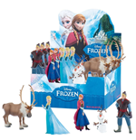 Frozen Trading Figure 8 cm Display (24)