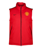 2014-15 Man Utd Nike Core Padded Vest (Red)