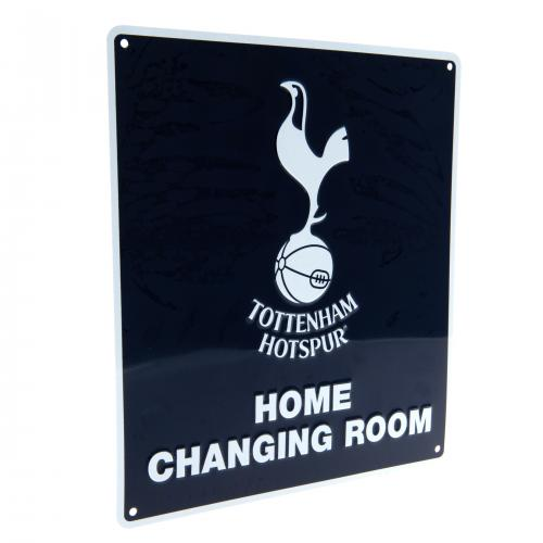 Tottenham Hotspur F.C. Home Changing Room Sign