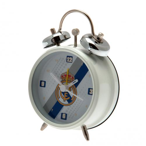 Real Madrid F.C. Alarm Clock ST