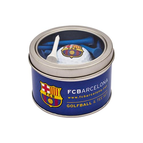 F.C. Barcelona Ball and Tee Set