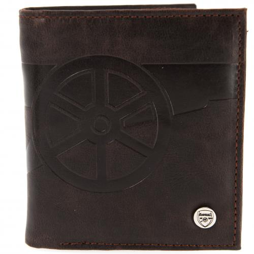 Arsenal F.C. Luxury Lined Wallet 880