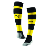 2014-2015 Borussia Dortmund Away Puma Socks (Black)