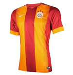 2014-2015 Galatasaray Home Nike Shirt (Kids)