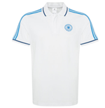 2014-2015 Germany Adidas Polo Shirt (White-Blue)