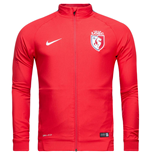 2014-2015 Lille Nike Woven Jacket (Red)
