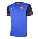2014-2015 Monaco Away Nike Shirt (Kids)