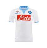2014-2015 Napoli Authentic Third Match Shirt
