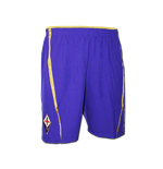 2014-2015 Fiorentina Joma Home Football Shorts
