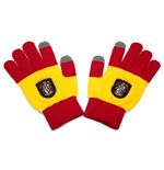 Harry Potter E-Touch Gloves Gryffindor Red