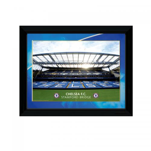 Chelsea F.C. Picture Stamford Bridge 8 x 6