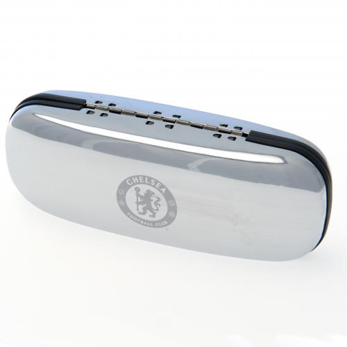 Chelsea F.C. Chrome Glasses Case