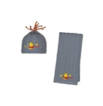 Winnie The Pooh Scarf and Cap Set 124524
