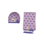 Minnie Scarf and Cap Set 124533