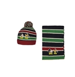 Mickey Mouse Scarf and Cap Set 124536