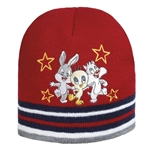 Baby Looney Tunes Scarf and Cap Set 124579