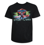 GUARDIANS OF THE GALAXY Star Lord Attack Tee Shirt