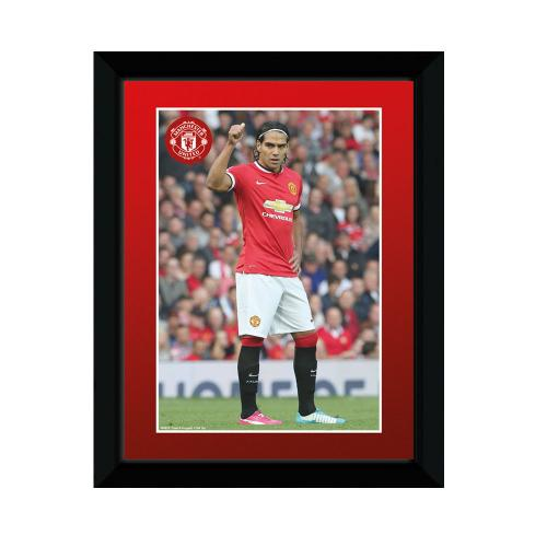 Manchester United F.C. Picture Falcao 8 x 6