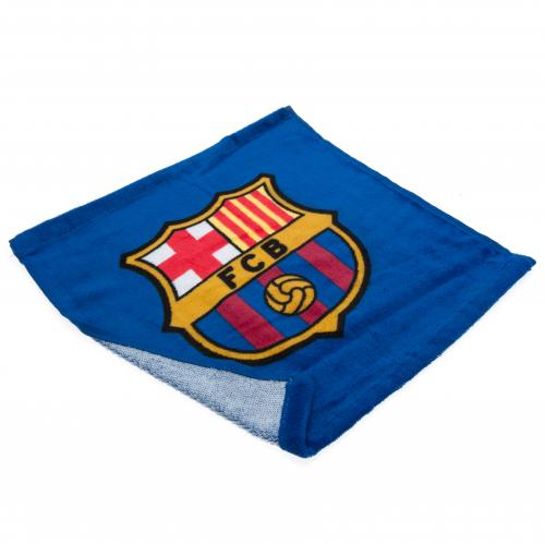F.C. Barcelona Face Cloth