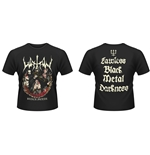 Watain T-shirt Lawless Fire