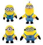 Despicable Me 2 Plush Figure 15 cm Buddies Wave 2 Display (12)