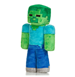 Minecraft Plush Figure Zombie 30 cm