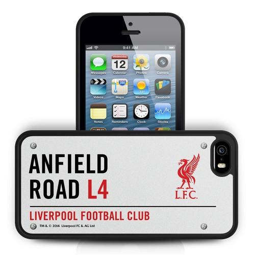 Liverpool F.C. iPhone 5 / 5S Hard Case 3D SS