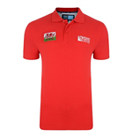 Wales Rwc 2015 Polo Shirt (red)