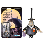 Nightmare Before Christmas ReAction Action Figure Mayor 10 cm