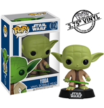 Star Wars POP! Vinyl Bobble-Head Yoda 10 cm
