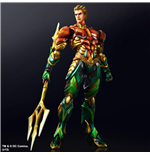 DC Comics Variant Play Arts Kai Vol. 4 Action Figure Aquaman 27 cm