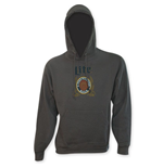 MILLER Lite Grey Hooded Sweatshirt
