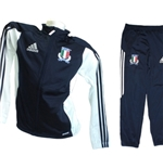 Italy Rugby Presentation Tracksuit