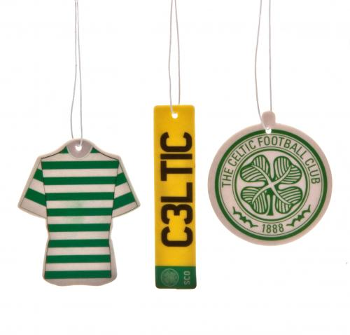 Celtic F.C. 3pk Air Freshener