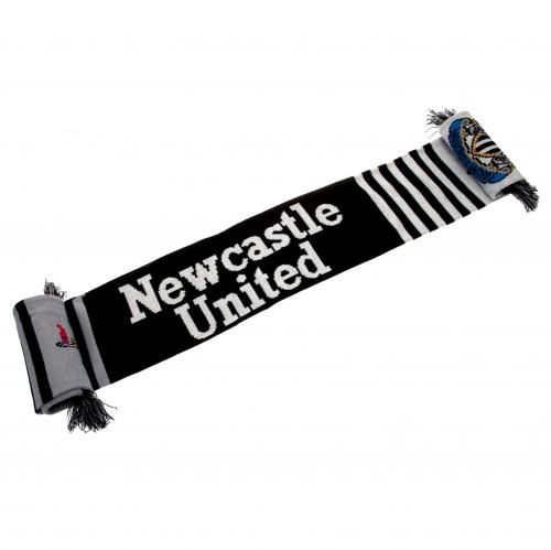 Newcastle United F.C. Scarf WM