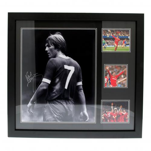 Liverpool F.C. Dalglish Signed Framed Print